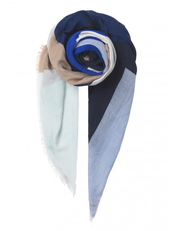 Fular Love azul