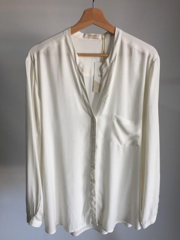 Camisa Dara blanco roto
