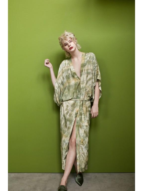 Vestido Kimono Helle