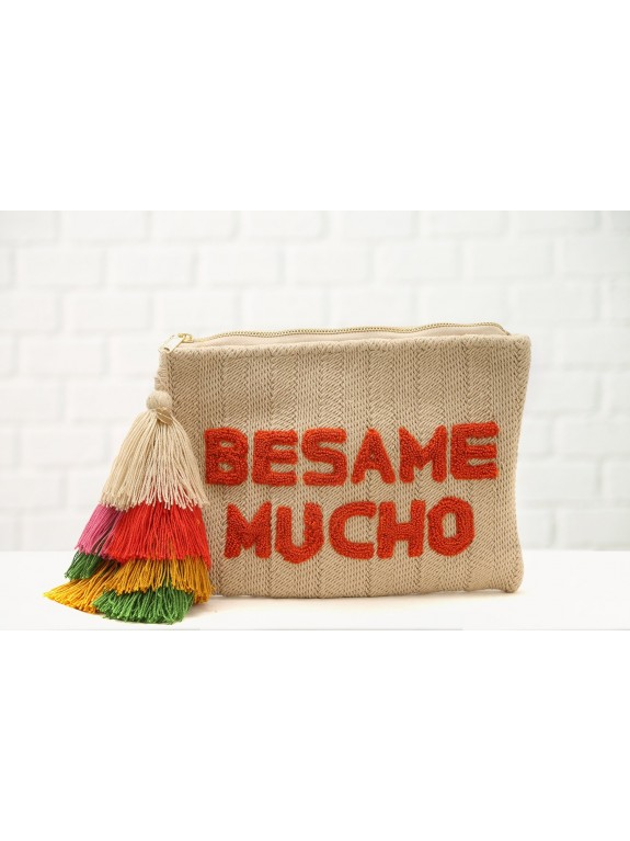 Bésame Mucho Clutch