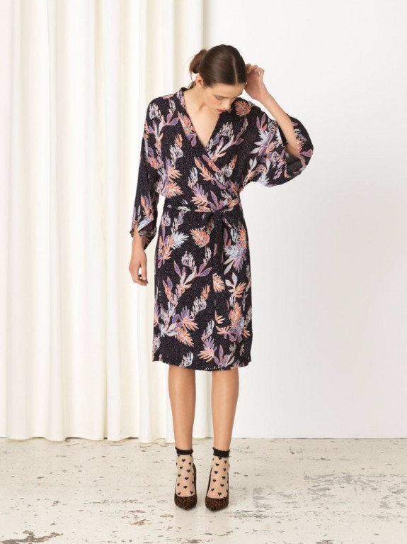 Vestido Kimono Sylvia