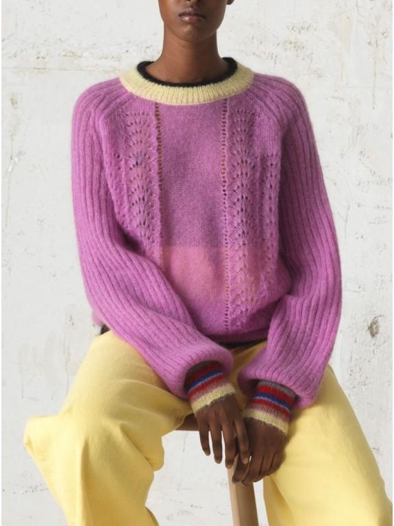 Grace sweater rose