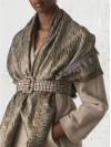 Mille Zebra scarf