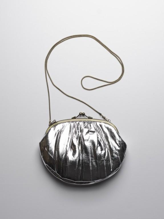 Bolso Granny bag Solid Silver