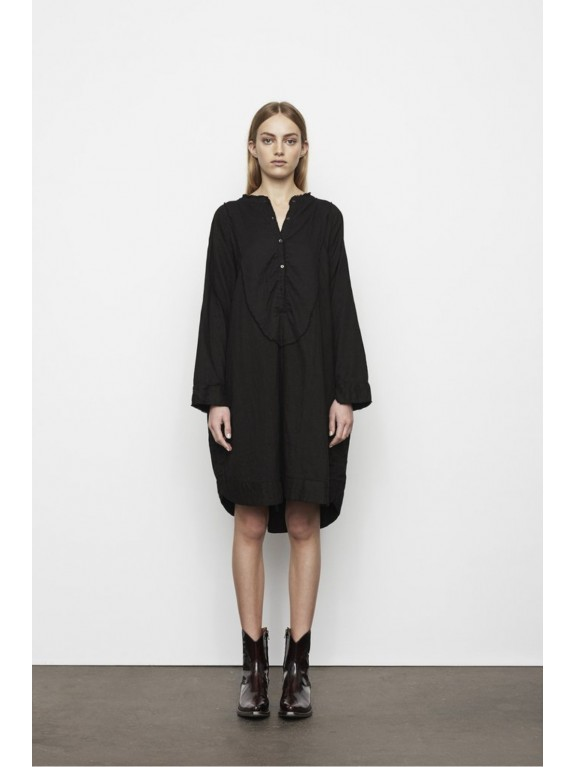Vestido Fadia negro