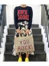 Bolso You Rock! pequeño