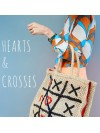 Bolso Hearts & Crosses