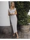 Vestido Tamara gris