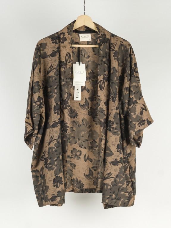 Kimono Lotus Silk Nº 3