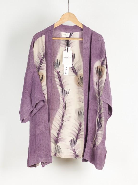 Kimono Lotus Silk Nº 6