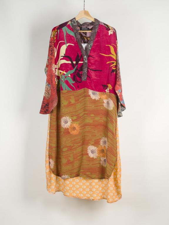 Caftan Dress  Fleur de Lis Nº 9