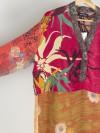 Vestido Caftan Fleur de Lis Nº 9