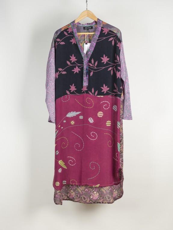 Vestido Caftan Fleur de Lis Nº 12