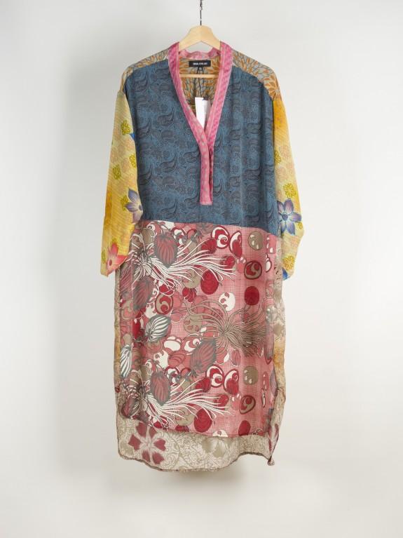 Vestido Caftan Fleur de Lis Nº 13