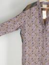 Vestido Caftan Fleur de Lis Nº 16