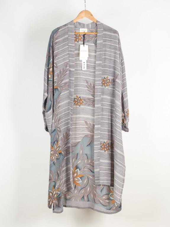 Kimono Morning Glory Silk Nº 5