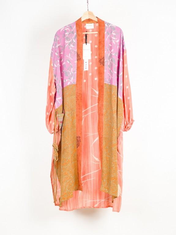 Kimono Morning Glory Silk Nº 11