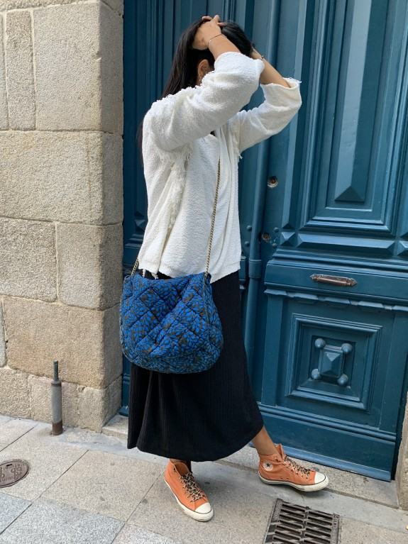 Mirabelle quilted bag Nº 2