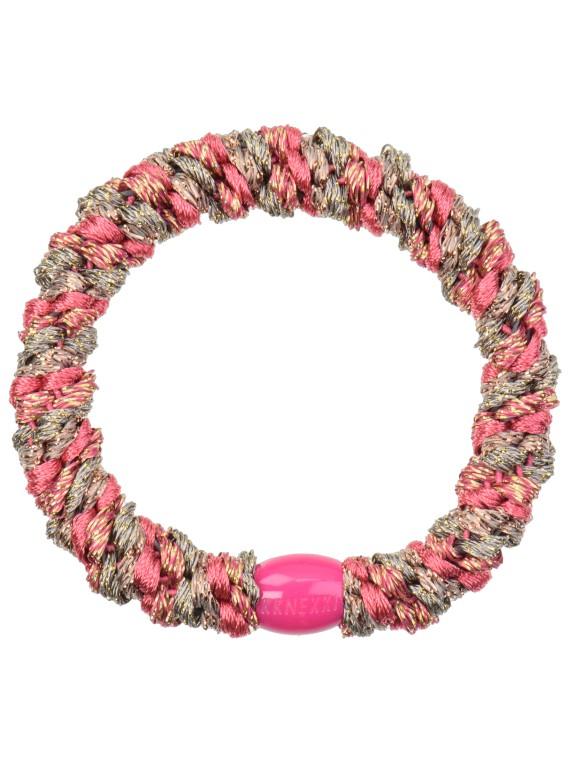 Bon Dep Kknekki Mix Rasberry Taupe glitter