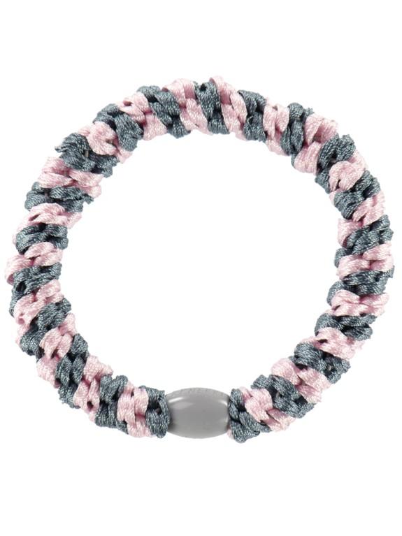 Bon Dep Kknekki Grey Blue-Pink stripe