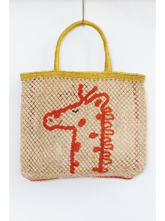 Giraffe large bag