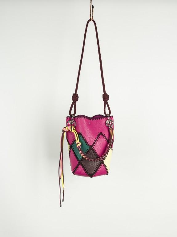 Bucket Bag Dragonfruit Pink