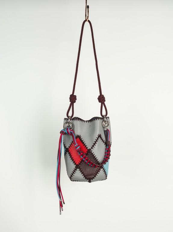 Bucket Bag Poppy Grey