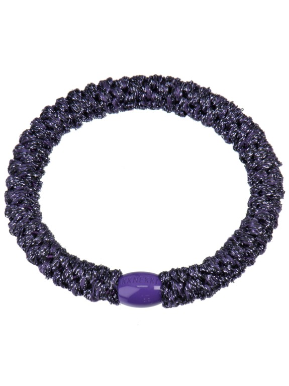 Bon Dep Kknekki Dark Purple glitter