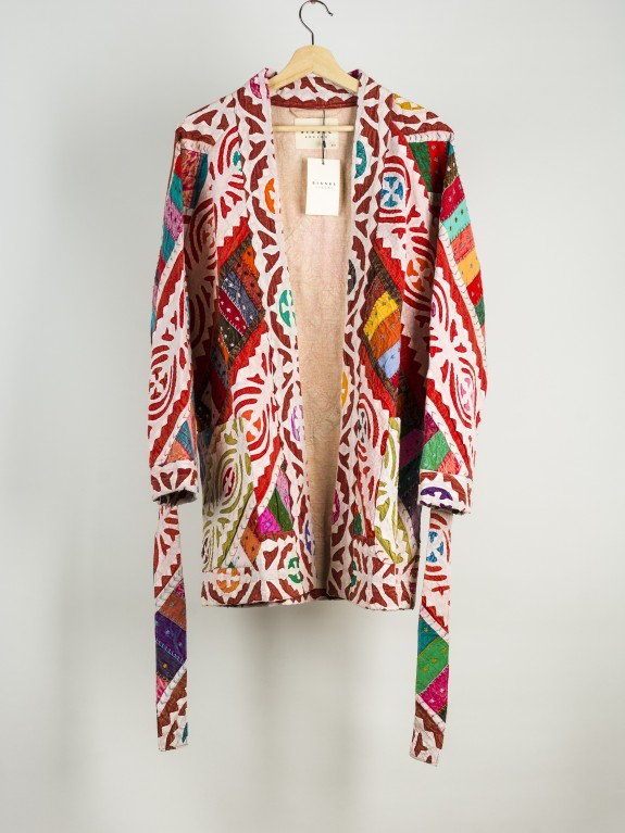 Marrakesh Patchwork Jacket Nº 3