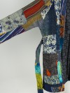 Sofus Patchwork Silk Jacket Nº 6