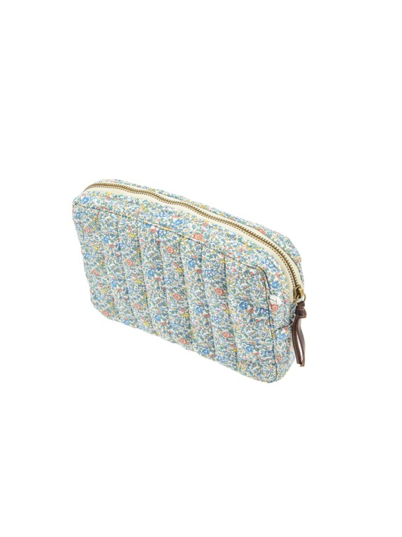 Pouch Small Katie & Millie Blue