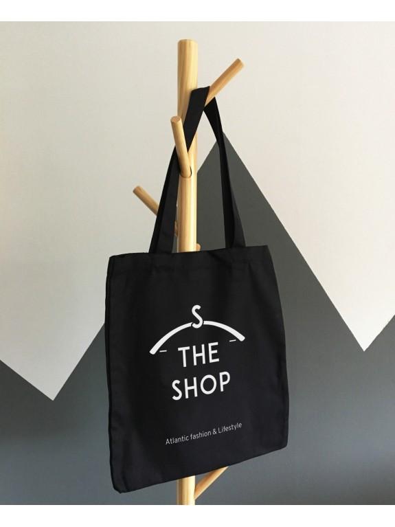 Tote Bag Negra eSetheShop
