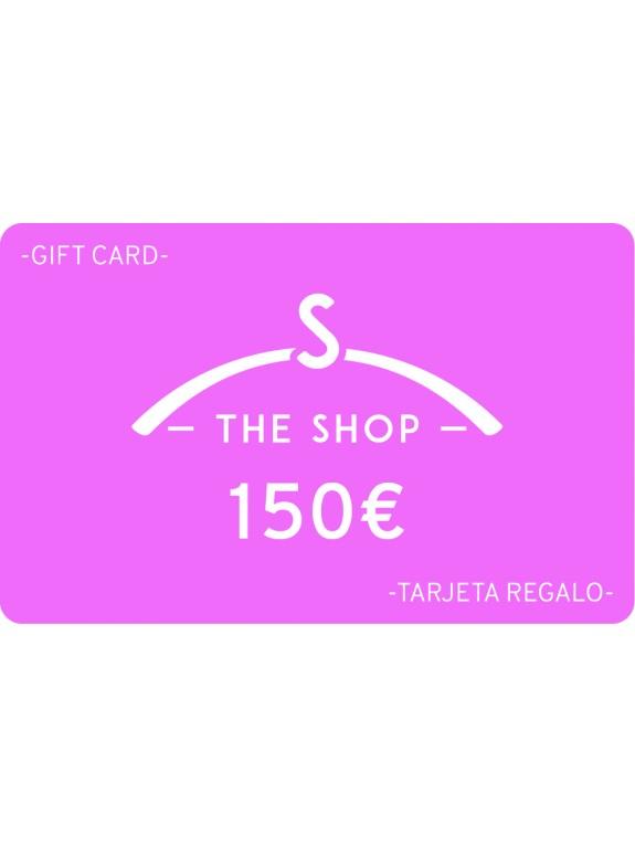 e-Tarjeta Regalo 150 euros