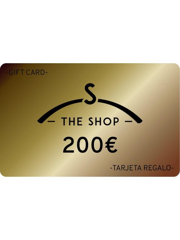 e-Gift Card 200 euros