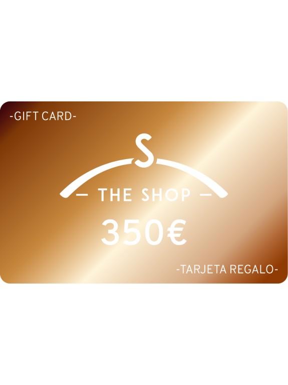 e-Tarjeta Regalo 350 euros