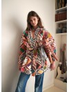 Marrakesh Patchwork Jacket Nº 2