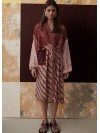 Kimono Morning Glory Silk Nº 7