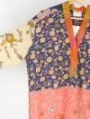Vestido Caftan Fleur de Lis Nº 18