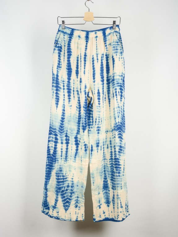 Pantalón Hanoi azul