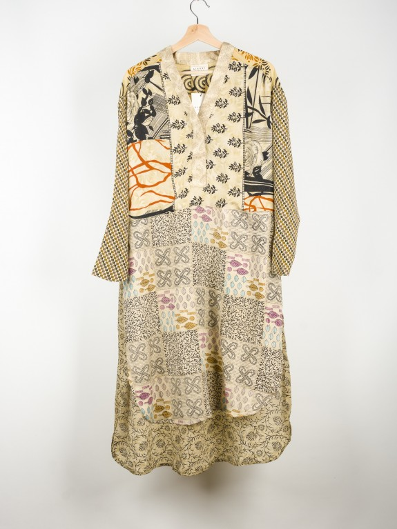 Caftan Dress Fleur de Lis Nº 19