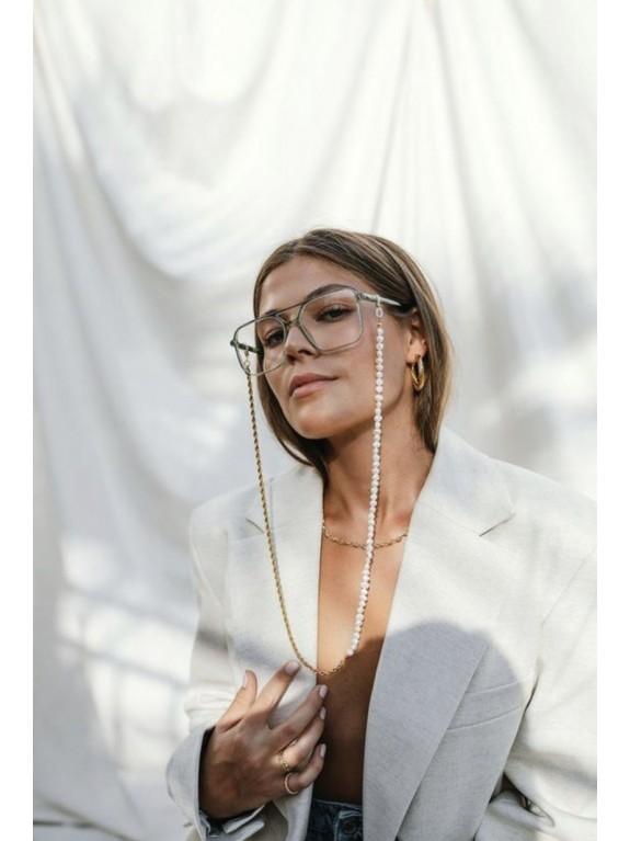 Cadena para gafas Two Faced