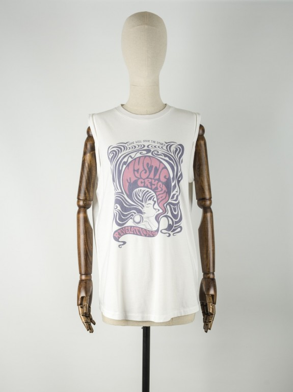 Camiseta Suri rosa combo