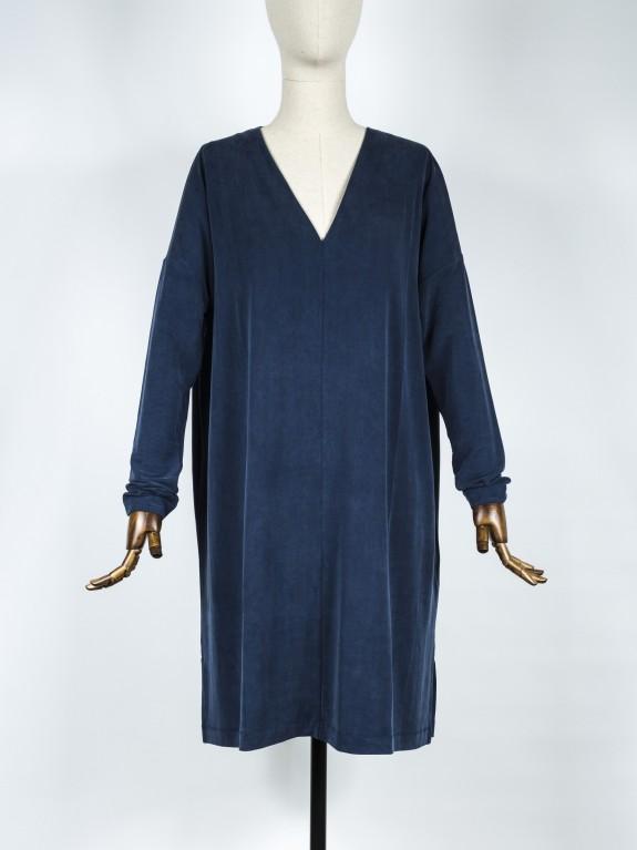 Vestido Poulina azul