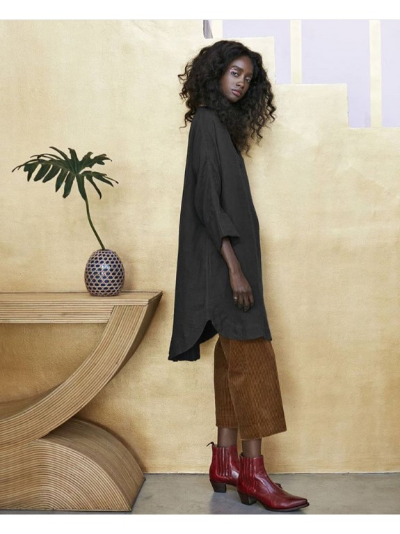 Pantalón Rabia negro